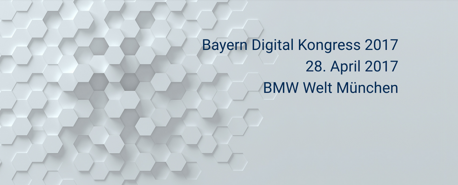 Bayern Digital Kongress 2017